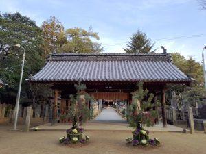 和爾賀波神社